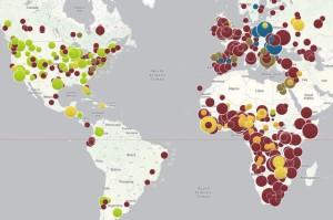 CFR vaccine map