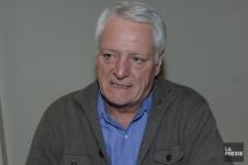 Le président de la FPJQ, Pierre Craig