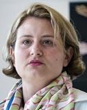 Catherine Harel-Bourdon, la présidente de la CSDM.